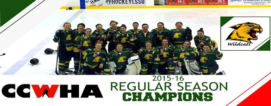 2016 Regular Season Champions: NMU!