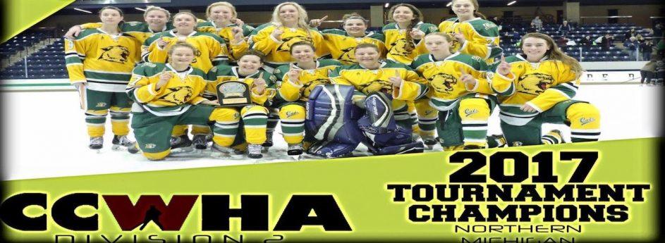 2017 CCWHA Champions!