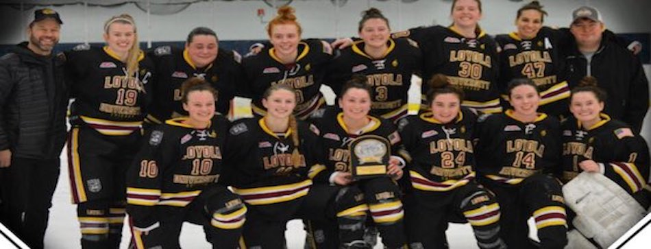 Congrats to the 2018 CCWHA D2 Champions!