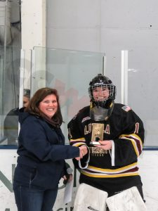 2018 Tournament MVP - Julia Smith